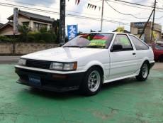 【売約済】カローラレビン 3Dr GT-APEX 92後期Eg 車高調 LSD レカロ