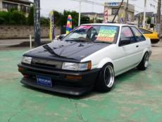 【売約済】スプリンタートレノ 2Dr GT レビンフェイス 92後期Eg 車高調 LSD