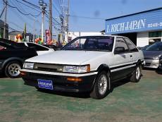 【売約済】レビン 2Dr後期  GT-APEX 2オーナー ノーマル仕様