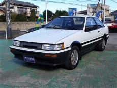 【売約済】レビン 2Dr 後期  GT-APEX ワンオーナー フルノーマル