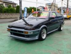 スプリンタートレノ 3Dr GT-APEX 92後期 ハイカムEg 4スロ仕様 車高調