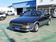 【売約済】スプリンタートレノ3DrGT- APEX  ロンシャン 車高調  LSD タコ足 マフラー