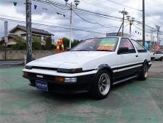 【売約済】スプリンタートレノ3DrGT- APEX  ワタナベアルミ 車高調  LSD タコ足 マフラー