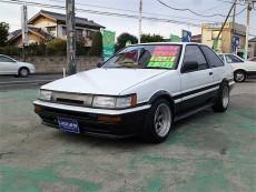 【売約済】カローラレビン2Dr 後期 GT-APEX  ロンシャンXRⅣ 7.5J F車高調  LSD タコ足
