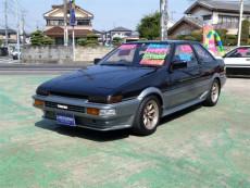 【売約済】トレノ 2Dr  GT-APEX 92EgO/H済  F車高調 ワタナベ LSD タコ足 マフラー