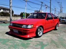 【売約済】レビン3Dr 後期 GT-APEX  92後期Eg フルエアロ アドバンONI F車高調   LSD