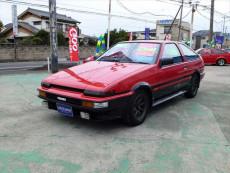 【売約済】スプリンタートレノ 3H/B GTV 後期型 ワタナベ14インチ