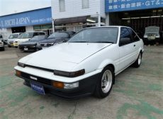 【売約済み】スプリンタートレノ 2Dr GT-APEX 後期  O/SピストンEg 車高調 タコ足 ハラダマフラ