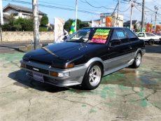 【売約済】トレノ 2Dr  GT-APEX 92EgO/H済  F車高調  ロンシャン15㌅ LSD タコ足 マフラー