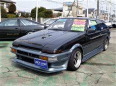 スプリンタートレノ 3Dr GT-APEX 92後期 ハイカムEg 4スロ仕様 車高調 LSD